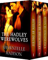 The Hadley Werewolves Boxed Set