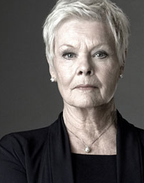 Dame Judy Dench as Rebecca