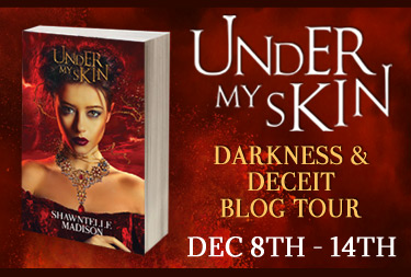 Under My Skin Blog Tour